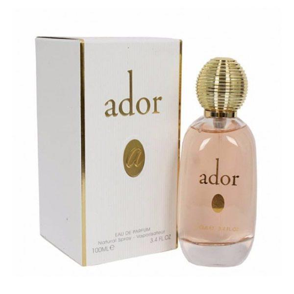 عطر زنانه فرگرانس ورد جادور Fragrance World Ador