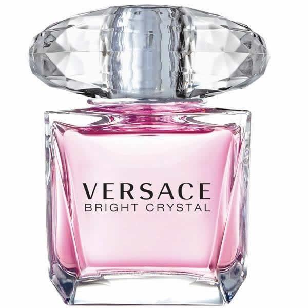عطر زنانه ورساچه صورتی برایت کریستال Versace Bright Crystal Tester