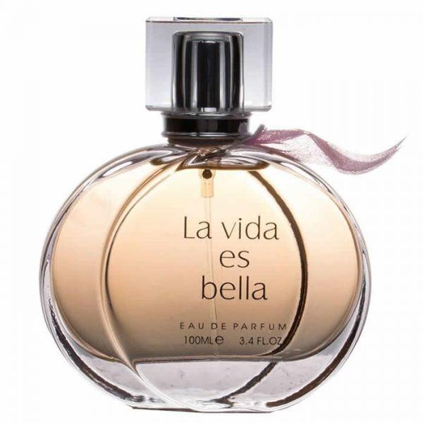 عطر زنانه فرگرانس ورد لاویه بل FragranceWorld LaVida Es Bella تسترمن تستر من testerman