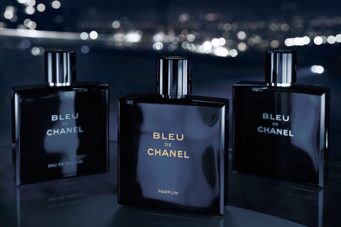 تستر عطر مردانه بلو شنل پرفیوم Bleu DE Chanel Parfum تسترمن testerman