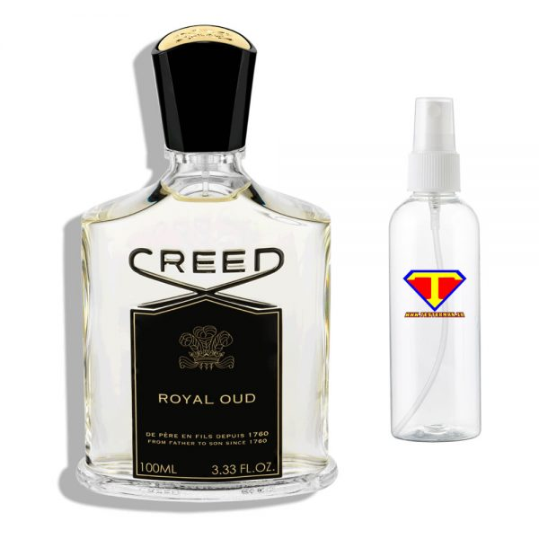 اسانس خالص عطر مردانه کرید رویال عود Creed Royal oud Essence